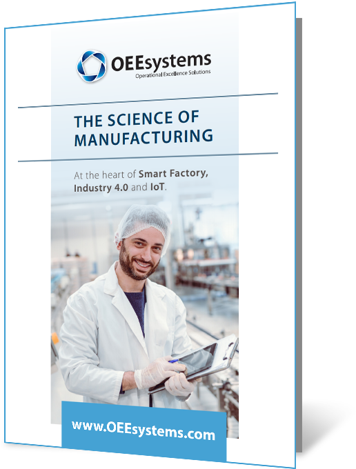 The Science of Manufacturing Pocket Guide | OEEsystems