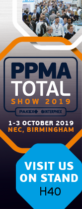 OEEsystems International | Stand H40 | PPMA Total Show 2019