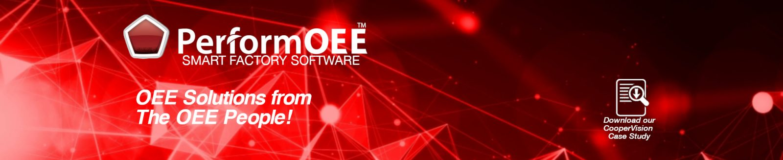 OEE Software | PerformOEE Smart Factory Software | OEEsystems
