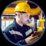 Maintenance Engineers using OEE to increase efficiency